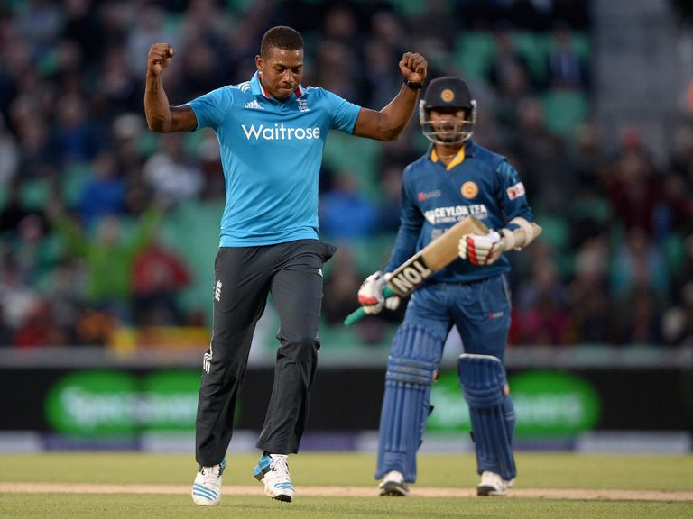 Chris Jordan: Leading the new generation for England