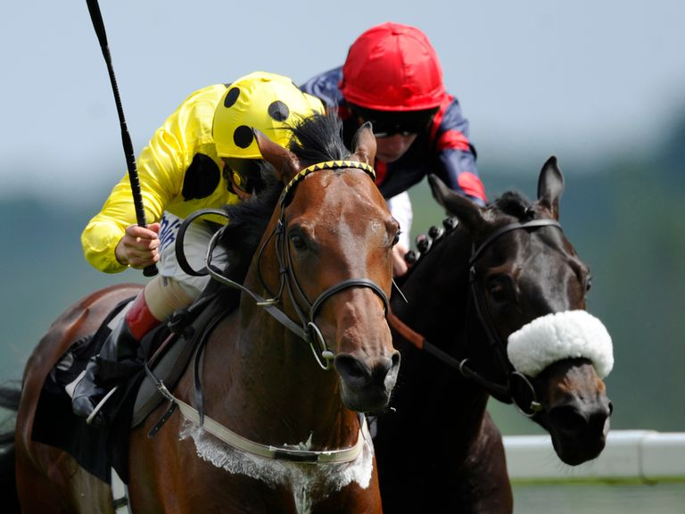 Connecticut is a Price Boost runner at Newmarket