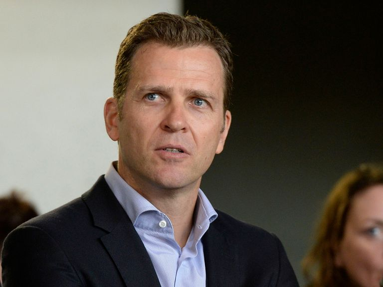 Oliver Bierhoff: Germany's general manager