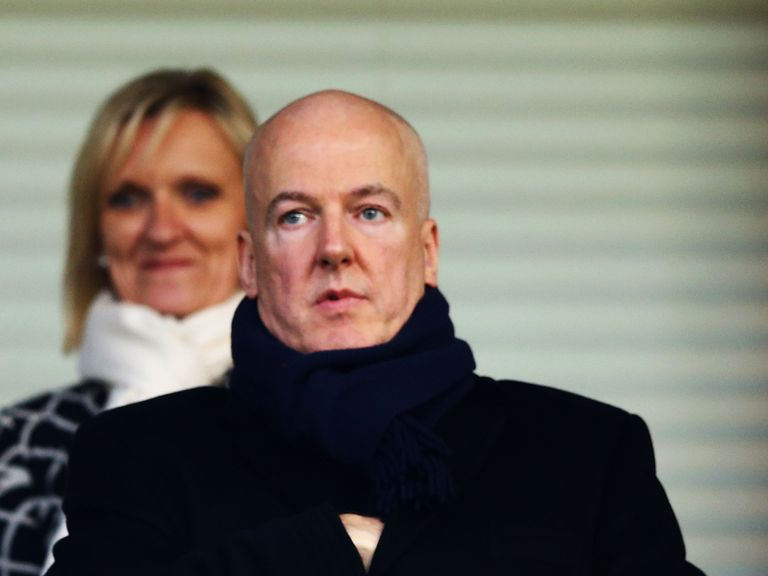 Jeremy Peace: West Brom chairman now has more power at the club