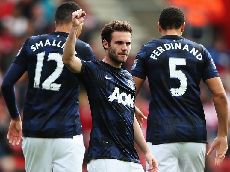 Juan Mata: An 'important player' for Manchester United