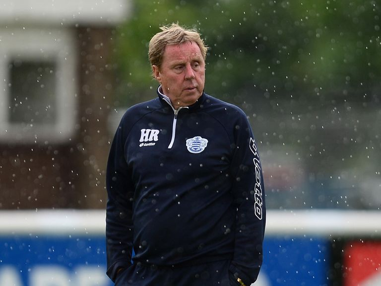 Harry Redknapp: Not naming Spurs players who he claims didn't want to play for England