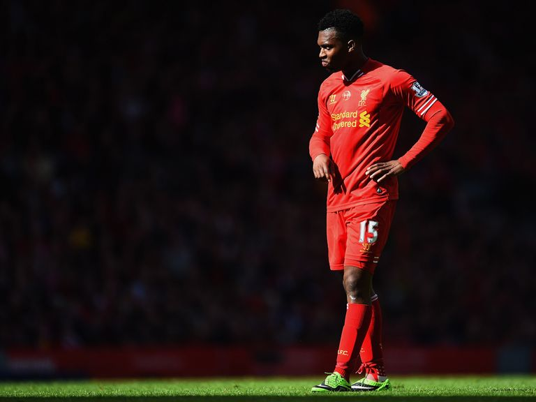 Daniel Sturridge: Says Liverpool will take the positives from this season