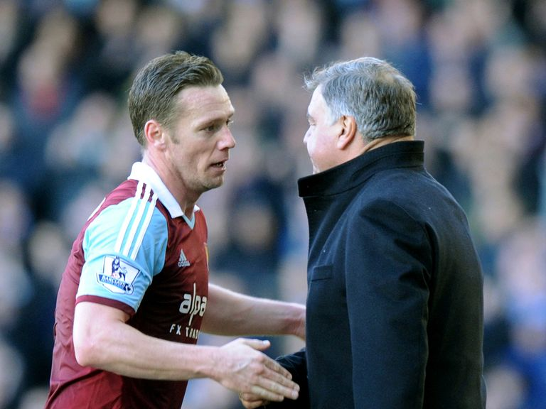 Kevin Nolan has given his full support to Sam Allardyce