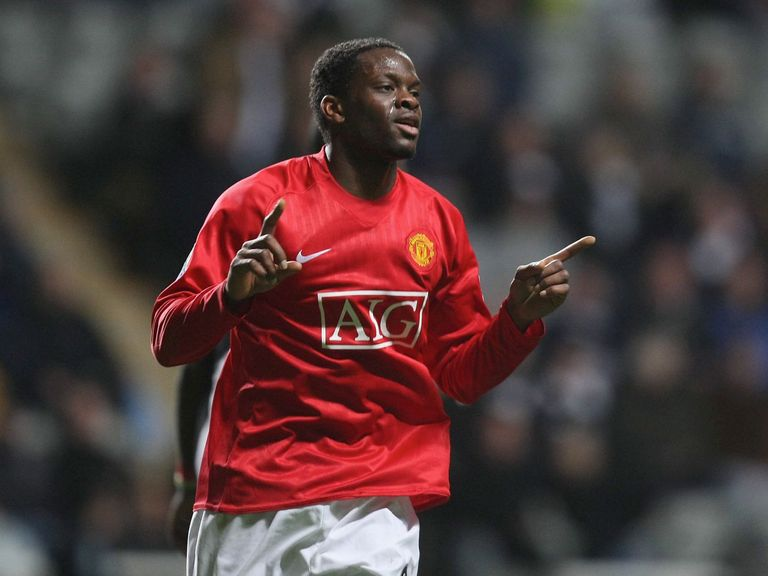Louis Saha: Wants tougher sanctions for racism in football.