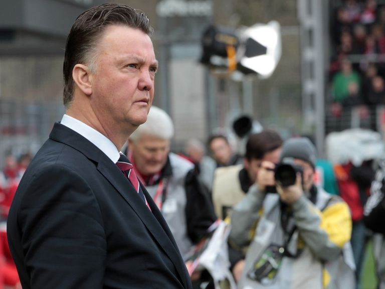Louis van Gaal: Will join Manchester United after the World Cup