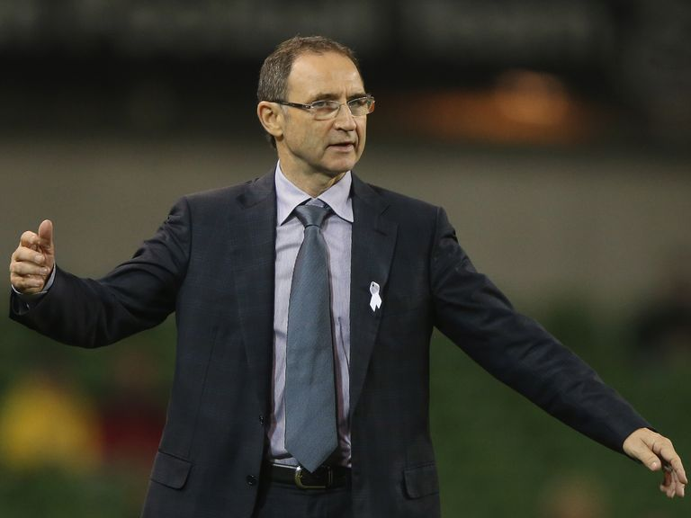 Martin O'Neill's team look big a 4/1 to beat Georgia 'to nil'.