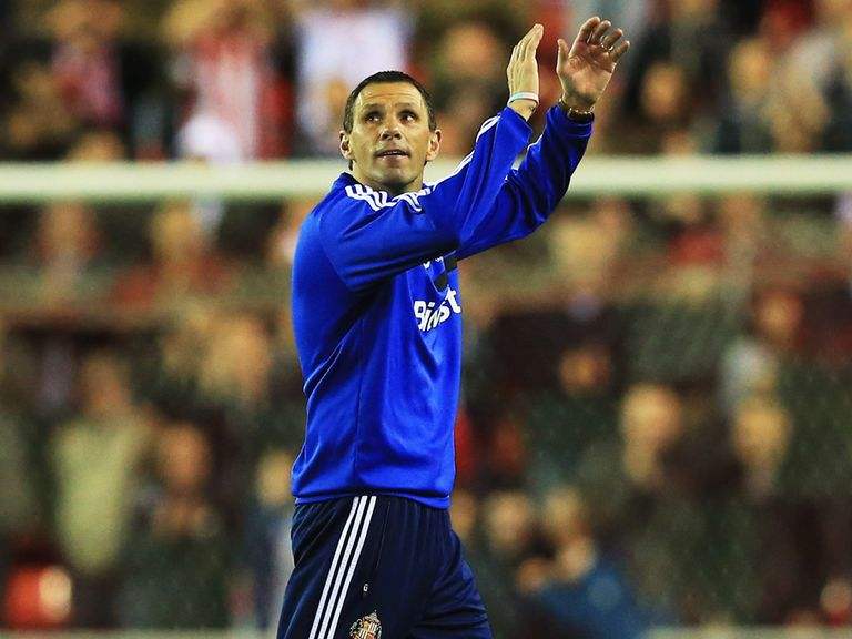 Gus Poyet: Delighted to have turned Sunderland's fortunes around