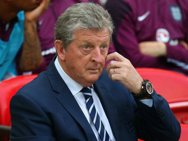 Roy Hodgson: Not getting carried away