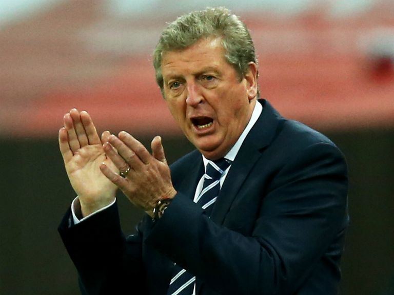Roy Hodgson: 'We are happy to be wearing that England shirt'