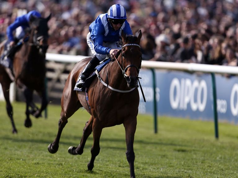 Taghrooda: Bound for the King George at Ascot
