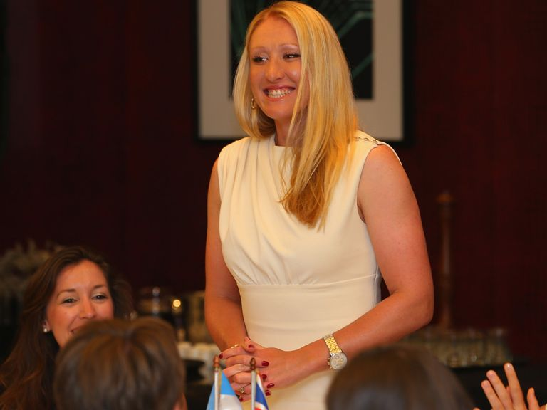 Elena Baltacha: Tragically killed by cancer at just 30