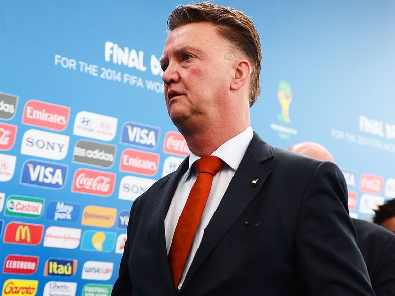 Louis van Gaal: Tempted by Tottenham job
