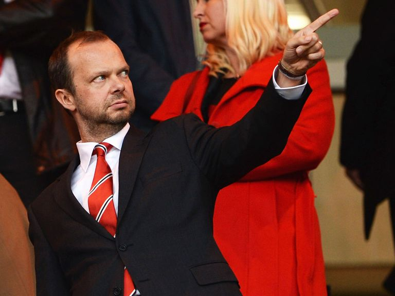 Ed Woodward: Manchester United's executive vice-chairman