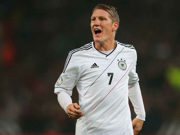 Bastian Schweinsteiger: Expected to be fine to play against Portugal