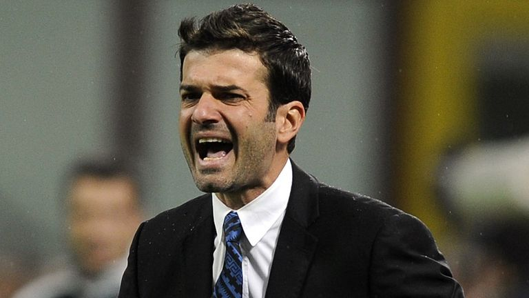 Andrea Stramaccioni: Will be unveiled by Udinese on June 6