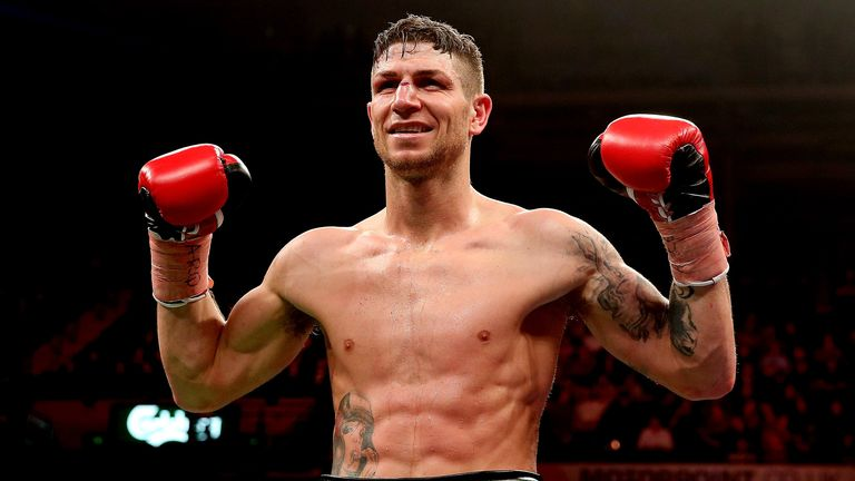 Brian Rose returns this Saturday in Birmingham against Stiliyan Kostov
