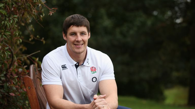 Joel Tomkins: Takes a pay cut to return to play rugby league for Wigan