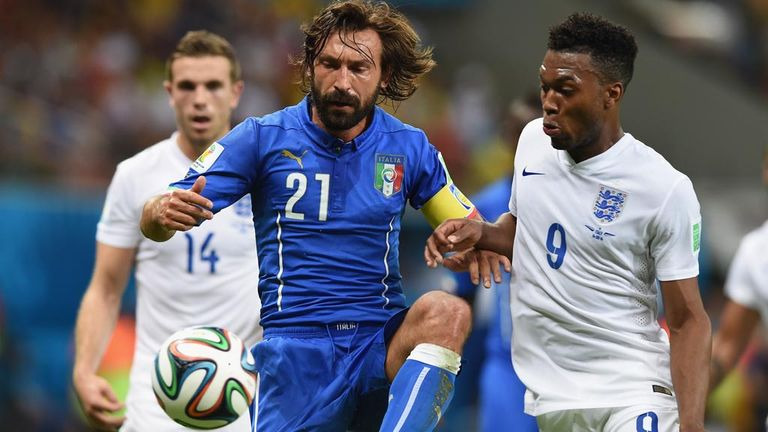 Andrea Pirlo: A class act in midfield