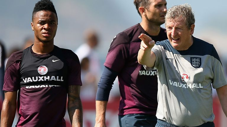 Roy Hodgson; The England manager worries about the lack of opportunities for young players