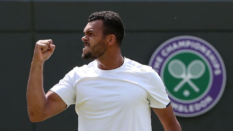 Two-time Wimbledon semi-finalist Jo-Wilfried Tsonga has got his mojo back