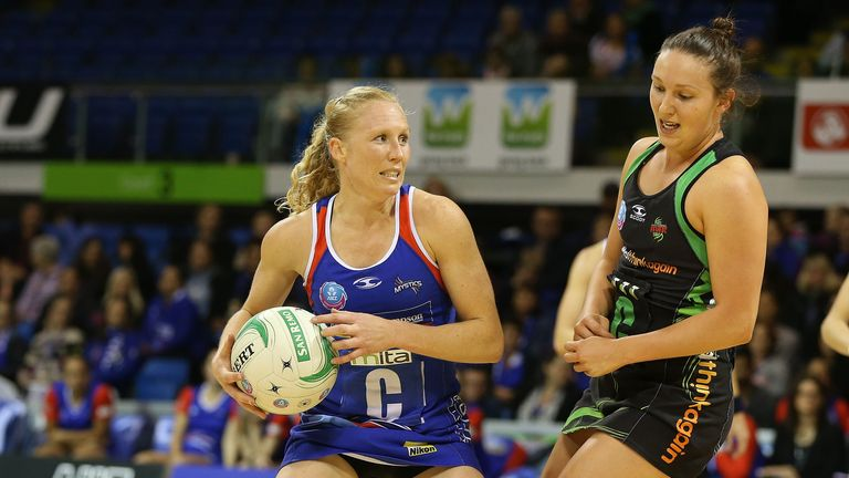 Laura Langman: the New Zealand midcourt star made your world top 10 netballers