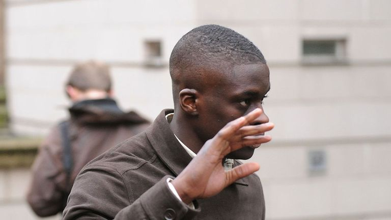 Former Whitehawk FC defender Michael Boateng found guilty by a majority verdict of conspiracy to commit bribery following a four-week trial