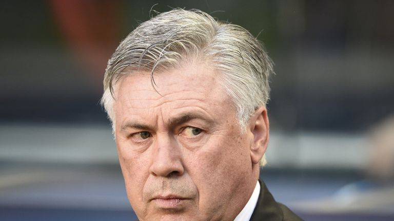 Carlo Ancelotti: Amazed at the talent at his disposal