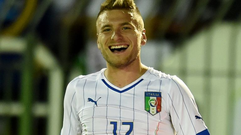 Ciro Immobile: Ready for action
