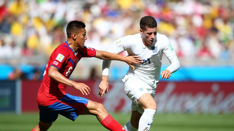 Ross Barkley: Everton youngster played in all three of England's matches