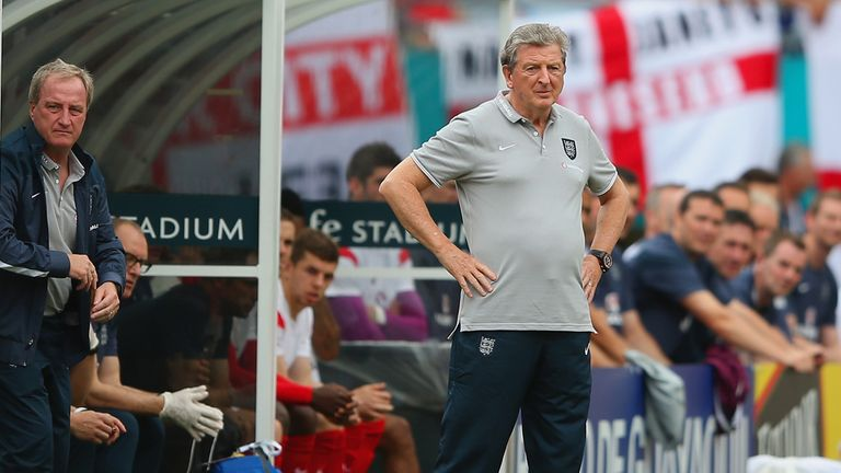 Roy Hodgson: Lots to think about after Ecuador friendly