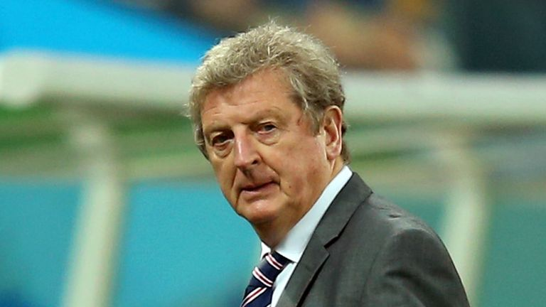 Roy Hodgson: England coach devastated after Uruguay defeat