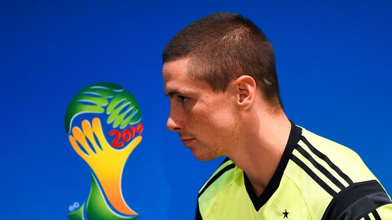 Fernando Torres: Spain striker eyeing victory over Chile