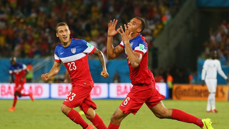 John Brooks scored the last-gasp goal that saw off Ghana.
