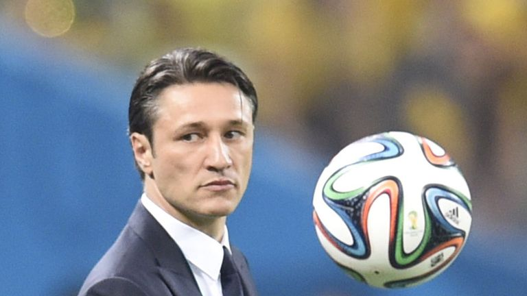 Niko Kovac: Saw his side go out