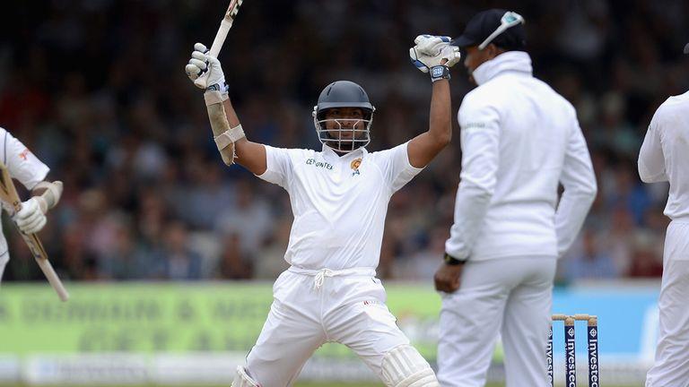 Kumar Sangakkara: Scored a classy 147