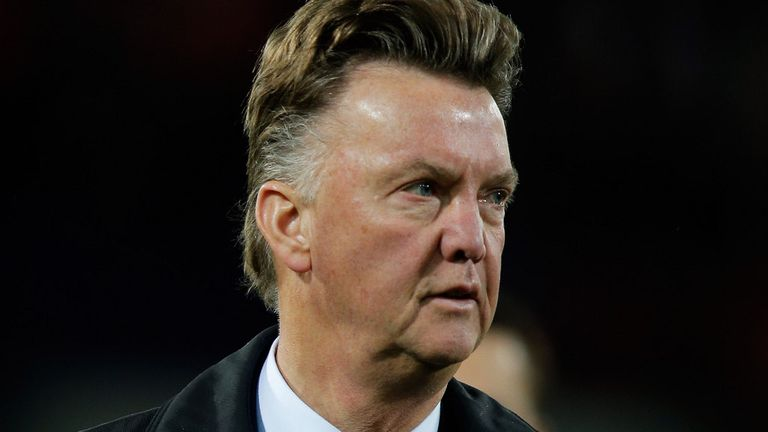 Louis van Gaal: New Manchester United boss will join up with the squad next week