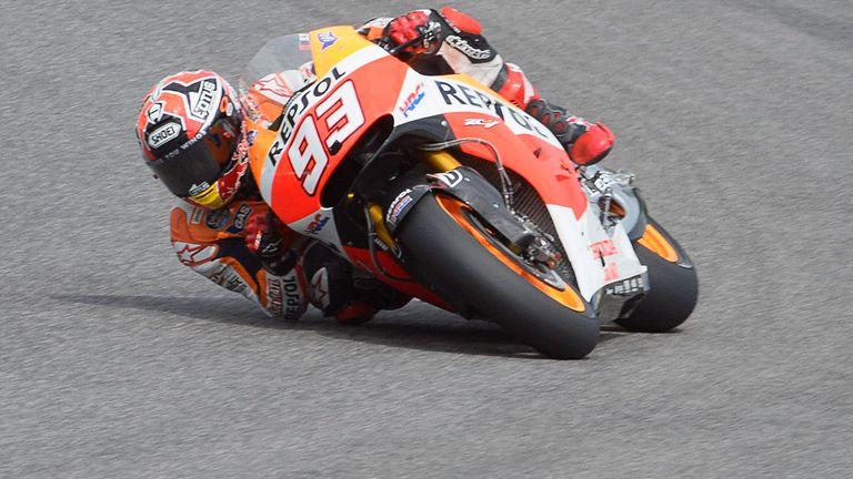 Marc Marquez: Remains dominant in MotoGP