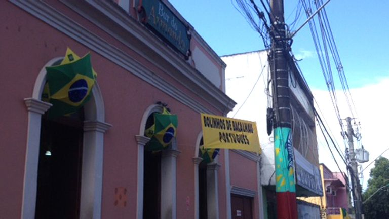 Geraint Hughes reports from Manaus