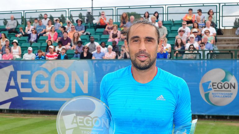 Marcos Baghdatis: Wimbledon wildcard for Cypriot