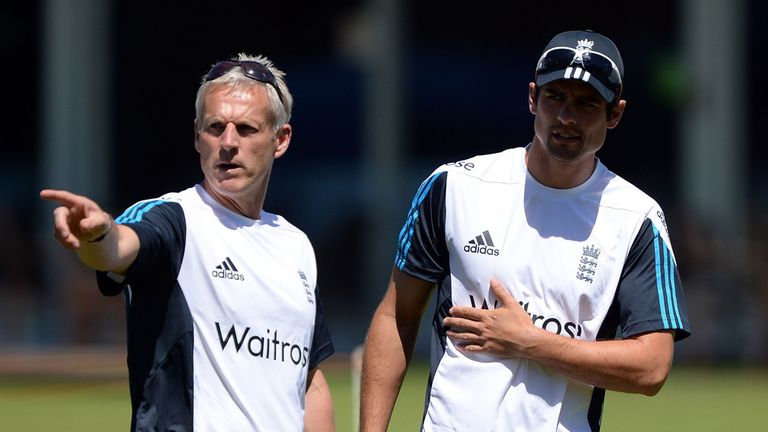 Patience with Moores and Cook could run out fast, says Athers