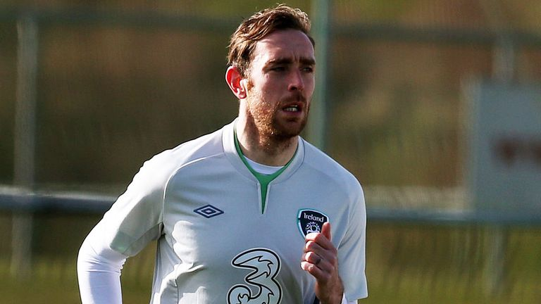 Richard Keogh: Furious over challenge on team-mate Kevin Doyle