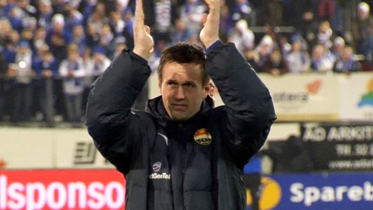 Ronny Deila: In the running for vacant managerial position at Celtic