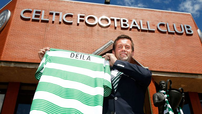 Ronny Deila: Will take charge of Celtic on a 12-month rolling contract