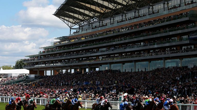 Ascot: The home of the Dubai Duty Free Shergar Cup