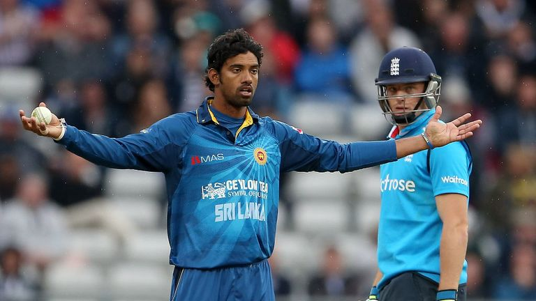 Sachithra Senanayake: Banned by the ICC