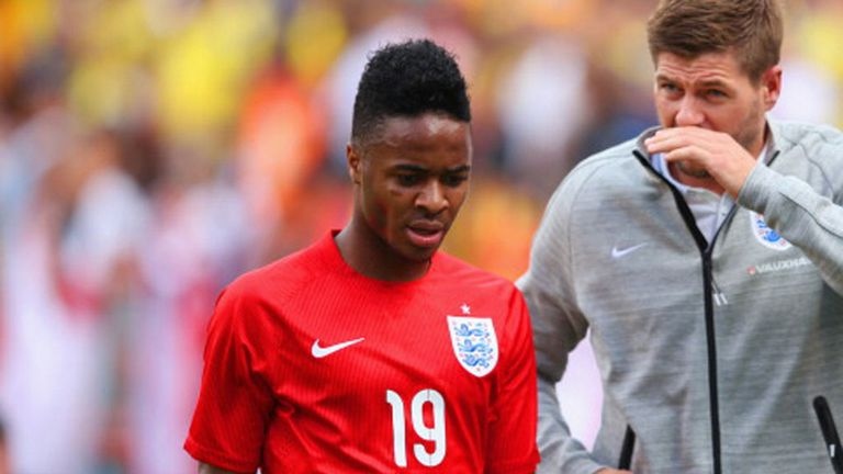 Raheem Sterling: Was sent off against Ecuador