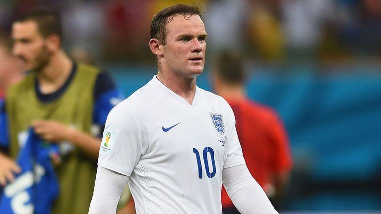 Wayne Rooney: Confident England can beat Uruguay