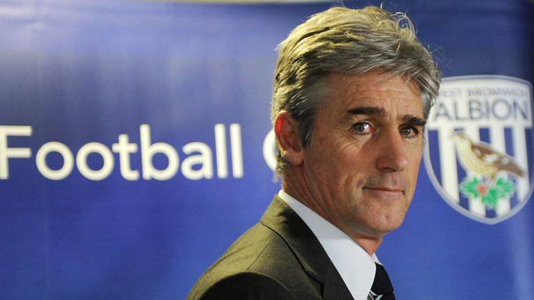 Alan Irvine: Looking to put his own stamp on West Brom squad