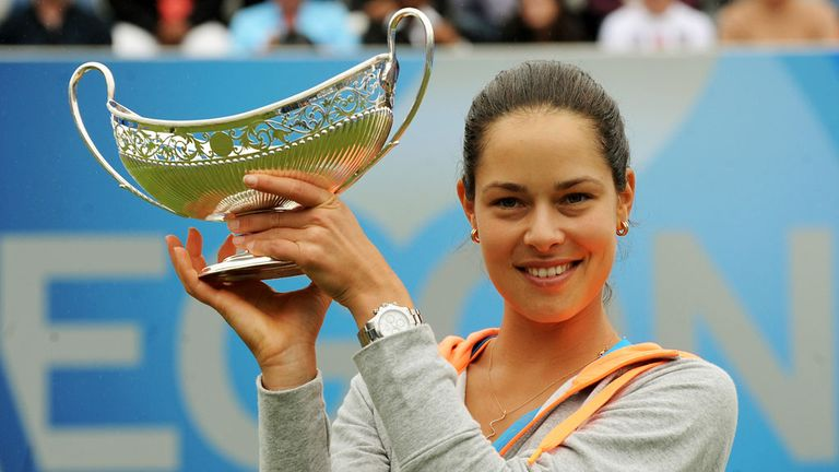 Ana Ivanovic: Cliched first grass-court title of her career